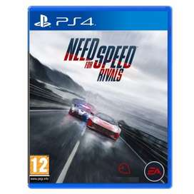 Ps4 disc need for speed rivals