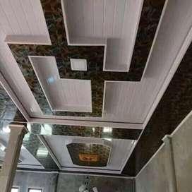 Dekorasi minimalis plafon