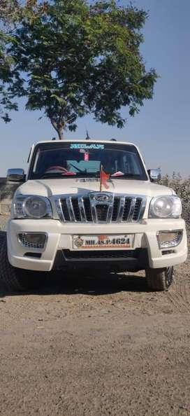 Mahindra Scorpio 2002-2013 M2DI, 2013, Diesel