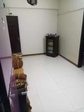 Fully furnished flat for sale in Nazimabad no1