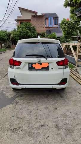 Honda Mobilio M/T type S 2018, Pemakaian 2019