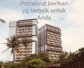 Patraland apartemen Amarta tipe studio DP 20% langsung dihuni *