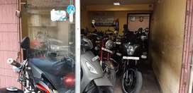 Today stock all new type BIKE scotty and car sell purchase & Exchange