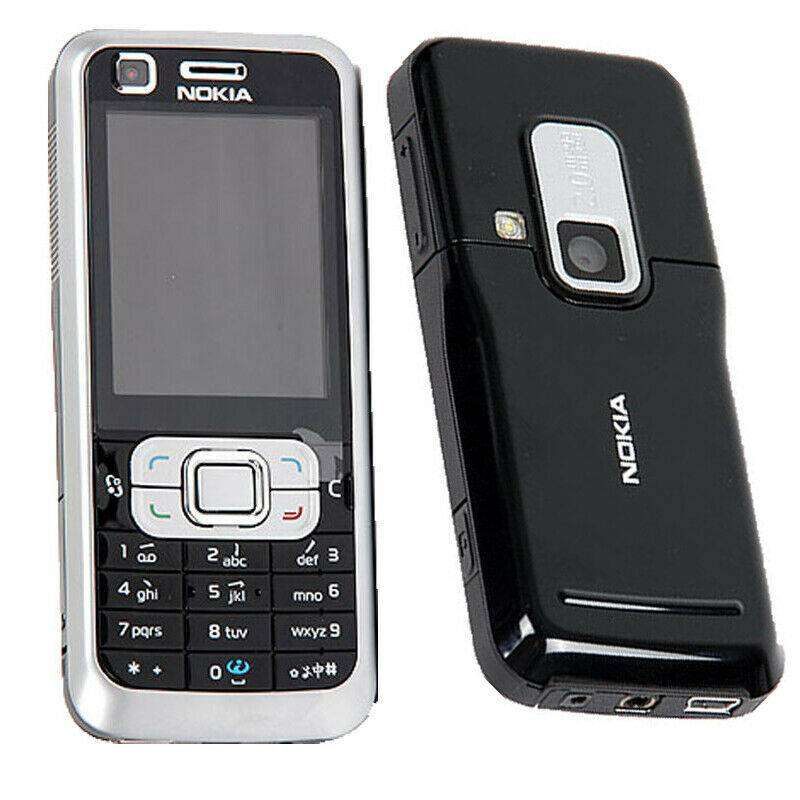 Nokia 6120 Classic Original New Box Pack    Delivery All Pakistan 0
