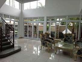 Rumah Kayumas Hoek 260m 2.5 Lantai Pulo Gadung Hdp Timur