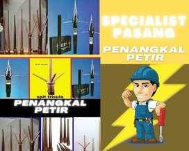 Pusat Anti Petir Tower Specialist Pasang Penangkal Petir Elektronik