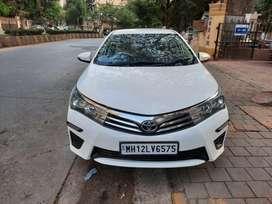 Toyota Corolla Altis 1.4 DG, 2015, Diesel