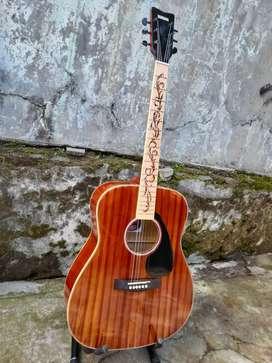 Gitar akustik premier