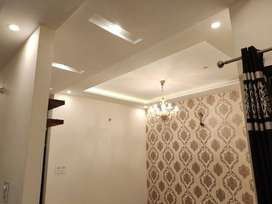 Fully furnished 3 BHK Ready to move flat