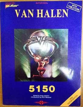 Buku Gitar Rock - Van Halen 5150