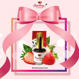 Strawberry Nail Henna