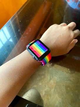 Apple watch urgent sale