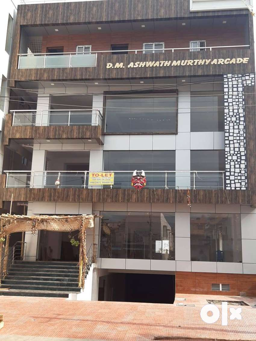 Commercial Space for rent in Hebbal 0