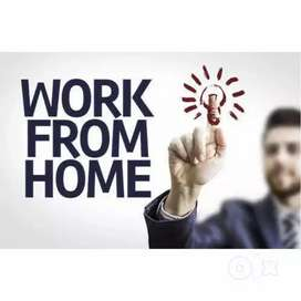 Urgent Need 50 Male/Female Work from home full time calling work