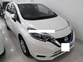 Nissan note for easy insatllment 20% downpayment