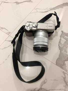 Kamera fujifilm X-A10 / Xa10 mirrorless