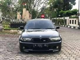BMW 318i 2003 bamper full Mtec