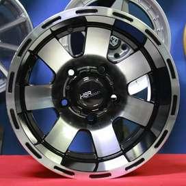 Jual velg HSR Ring 15X10 Untuk mobil Feroza, Escudo, Jimmy