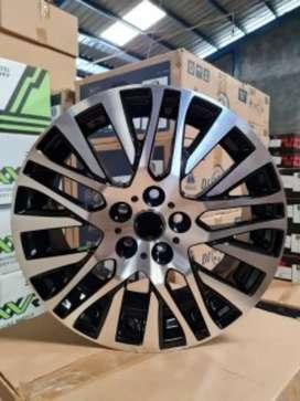 Velg mobil racing murah ring 18x7.5 h5x114.3 et45 cocok untuk CRV Juke