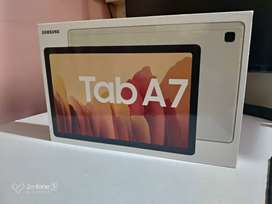 Samsung Galaxy Tab A7 (Gold, 32gb Wifi) Brand New Sealed box Pack
