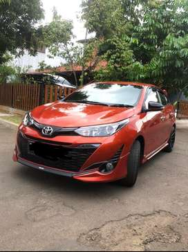 Toyota yaris TRD 2018 matic