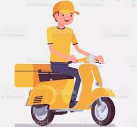 Wanted urgent delivery boys