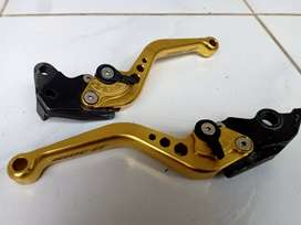 Handle Ride It Gold Bekas Pakai Honda Vario 125 old CBS