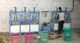 Areca Plates 8 die Machine available for sale.