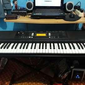 Jual keyboard yamaha psr 343