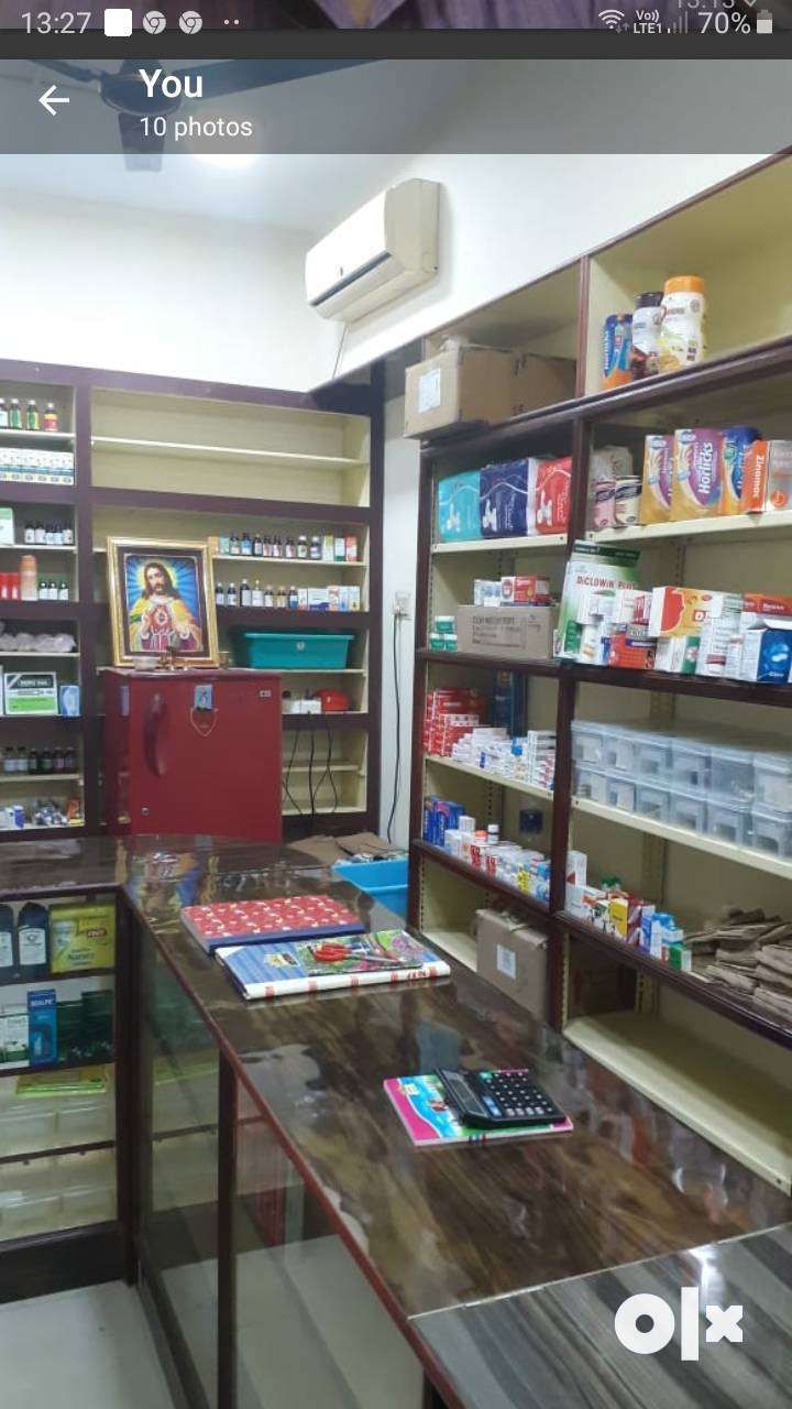 Medical Shop at Chennai Arumbakkam is for sale 0