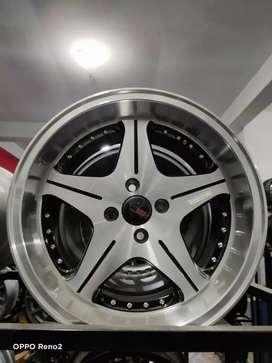 Velg Mobil Racing Hsr R16 Bisa Kredit Dp10-30% Hci