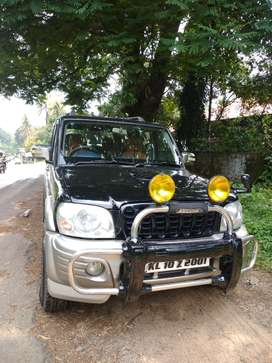 Mahindra Scorpio SLX 2.6 Turbo 7 Str, 2006, Diesel