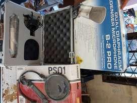 condenser microphone B2 pro