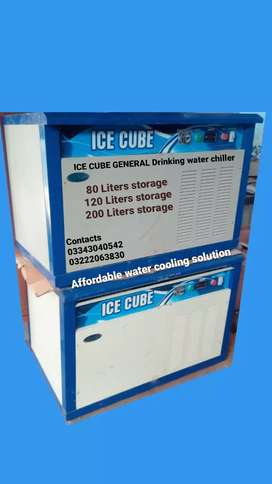 80L Drinking water chiller wa ter Dispenser and water cooler available