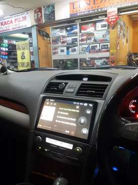 Tv mobil camry android 10 inci