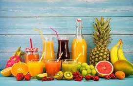 Urgent need juice maker and helper
