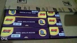 Sundirect new setop box with 1 mnth free