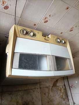 Warpool washing machine
