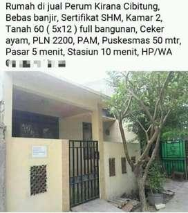 Rumah Murah SHM Cibitung