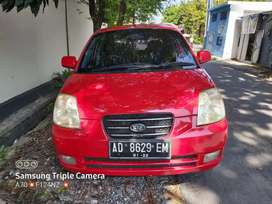 KIA Picanto 2007 manual tinggal pakai
