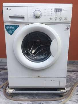 [Imported] LG Fully Automatic 5.5KG Front Load Washing Machine