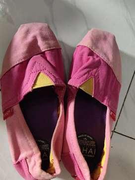 Sepatu wakai kohai anak