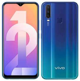 Vivo y12 only 2 day old