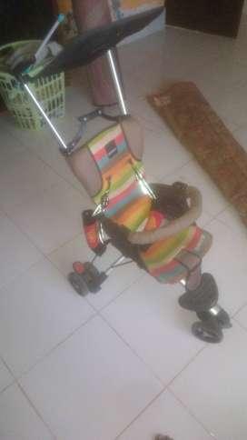 Stroller babyelle