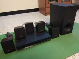Sony Real 5.1ch Dolby DVD Home Theatre System