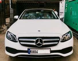Mercedes-Benz E-Class E350 CDI Avantgrade, 2019, Diesel