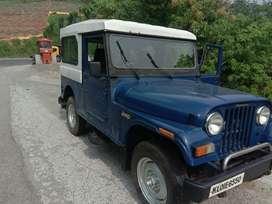 Mahindra Thar CRDE 4X4 BS IV, 1994, Diesel