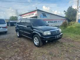 suzuki grand escudo XL7 2003 Manual good condition bs tukar tambah