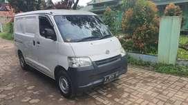 Daihatsu Granmax Blindvan 1.3 AC M/T Th 2017 Nopol A Serkot KM 135
