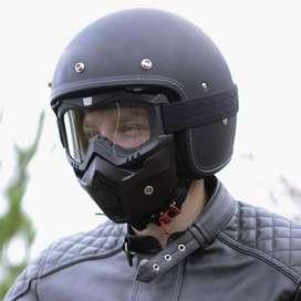 Ski Helmet Goggles Mask New Fashion: Helm Motor